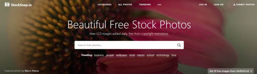 top 10 royalty and copyright free images, music and videos sites